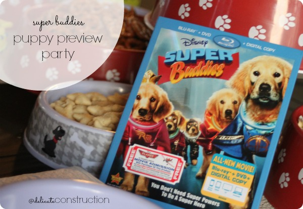 puppy preview party