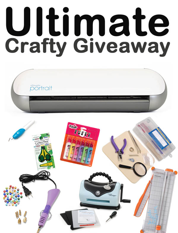 The Ultimate Crafty Giveaway copy