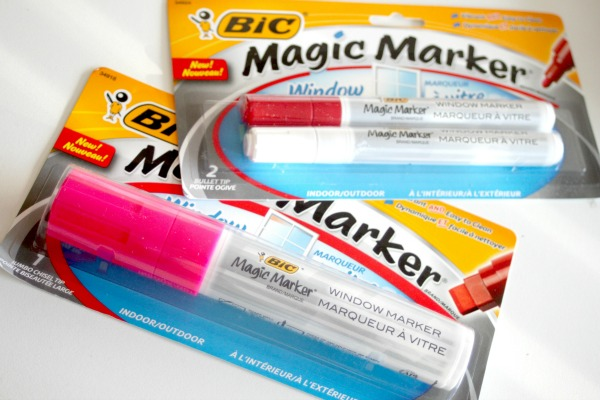bic magic marker