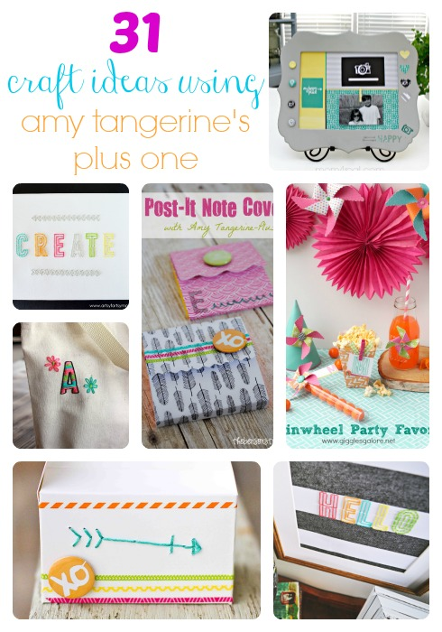 amy tangerine button