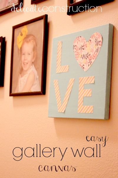 gallery wall canvas