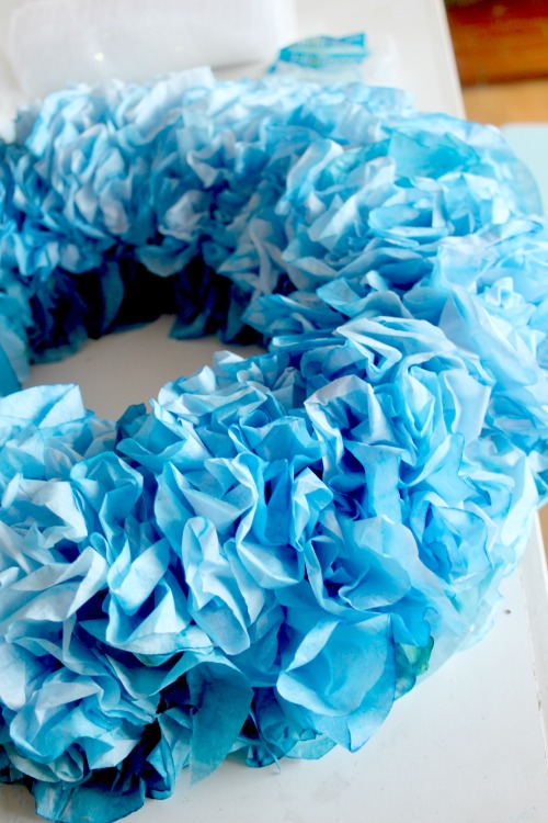frozen wreath 5