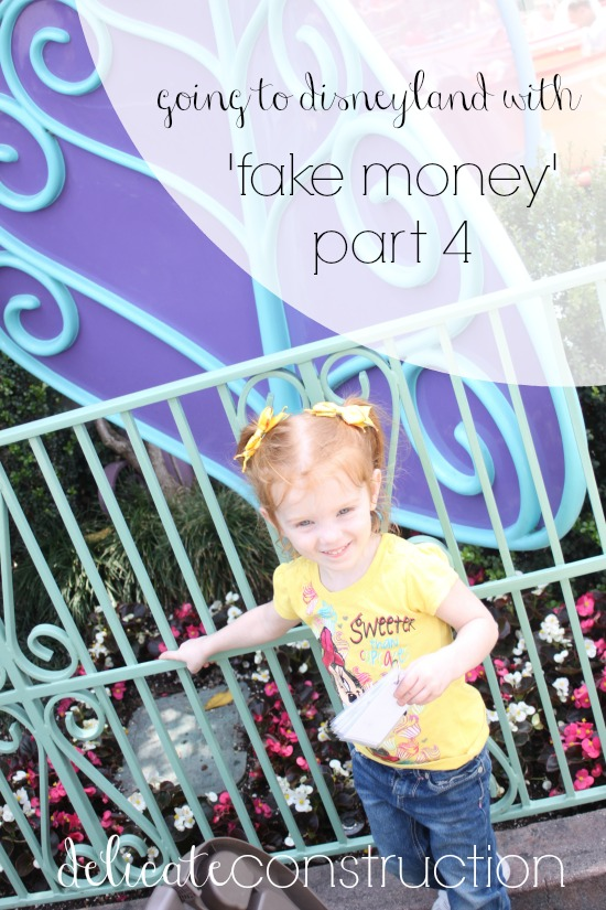 going to disney with fake money 4