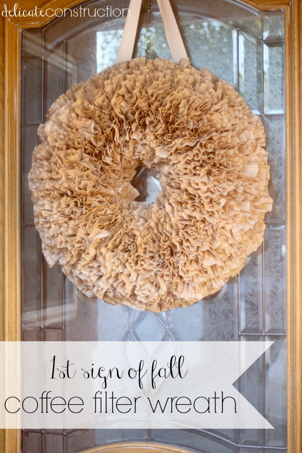 coffee-filter-wreath