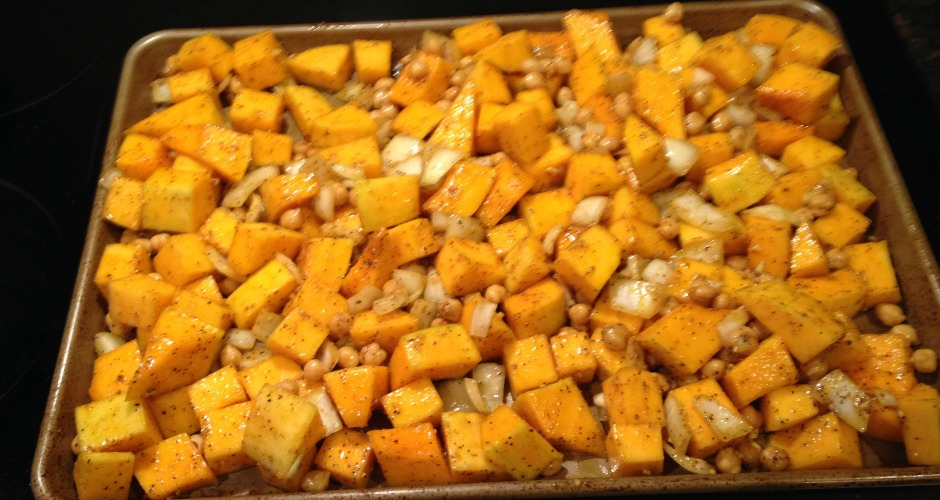 Roasted-Butternut-Squash-with-Chicpeas
