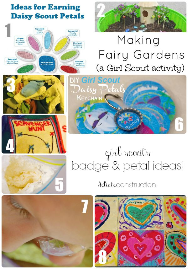 girl scouts ideas