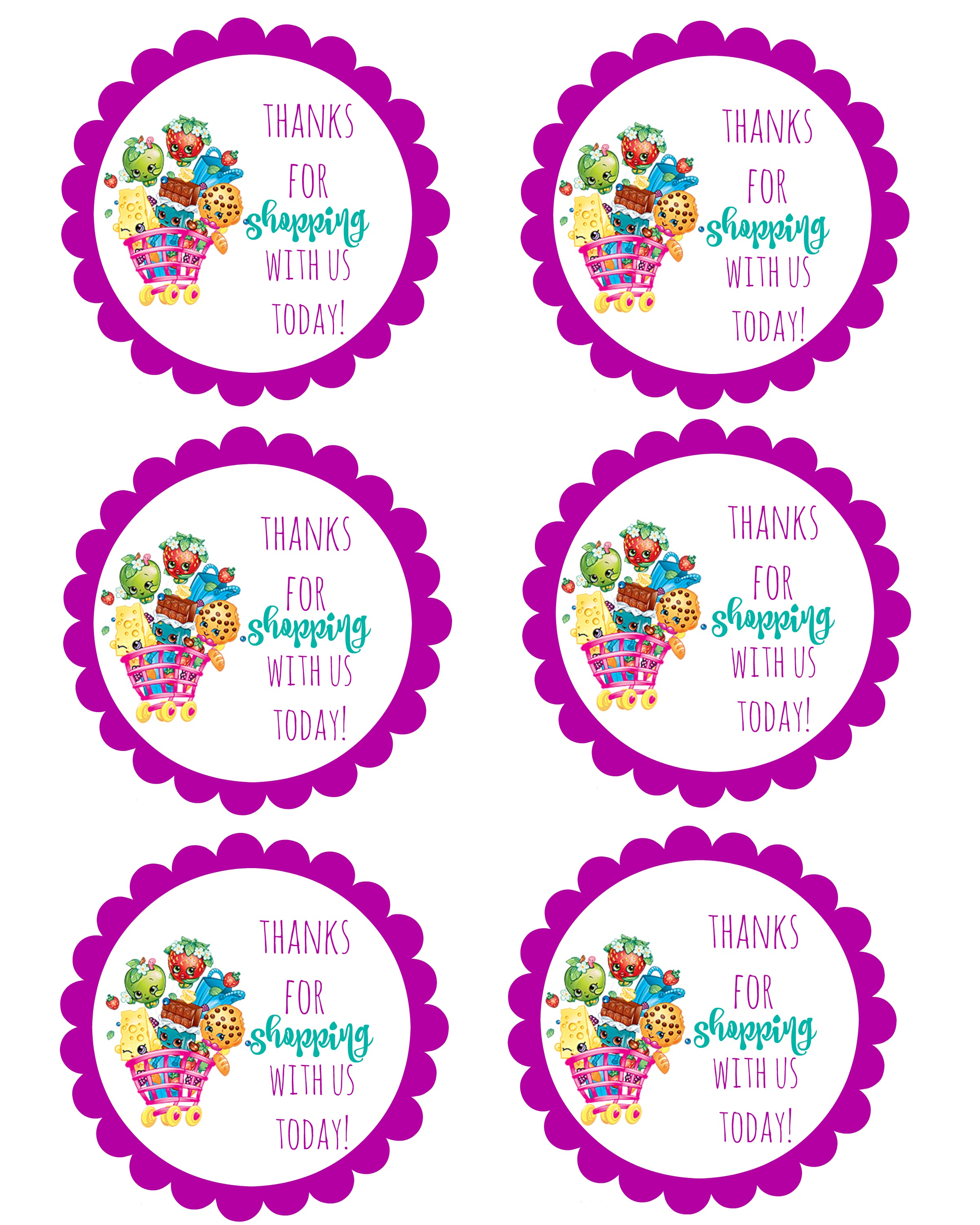 It's just a graphic of Free Printable Shopkins Food Labels pertaining to francais