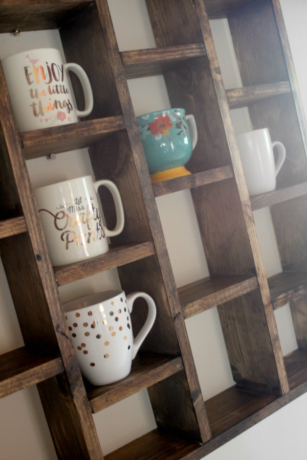 diy coffee mug shelf 2