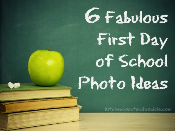 First-day-of-school-photo-ideas