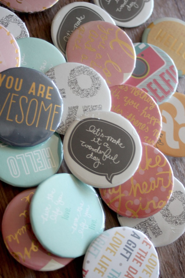 project life buttons 9