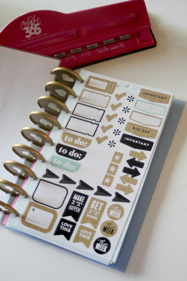 diy planner sticker book 8